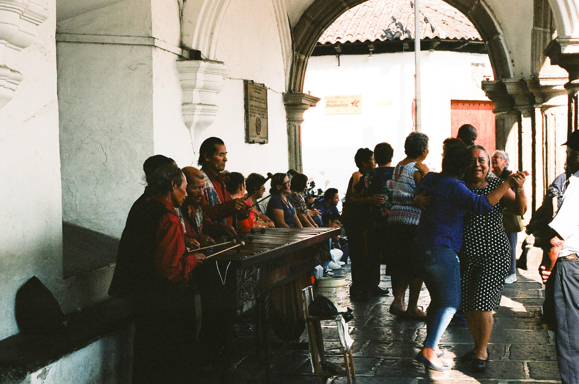 Antigua, Guatemala  February 2018