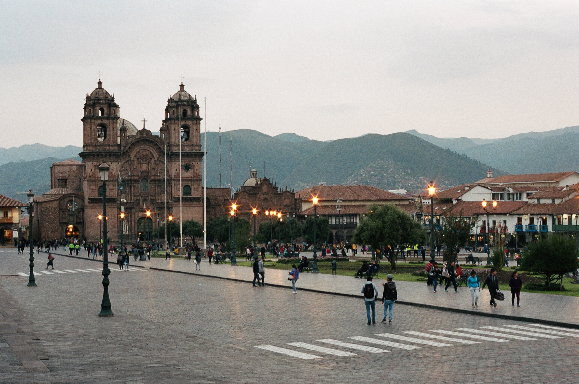 Cusco, Peru  March 2018