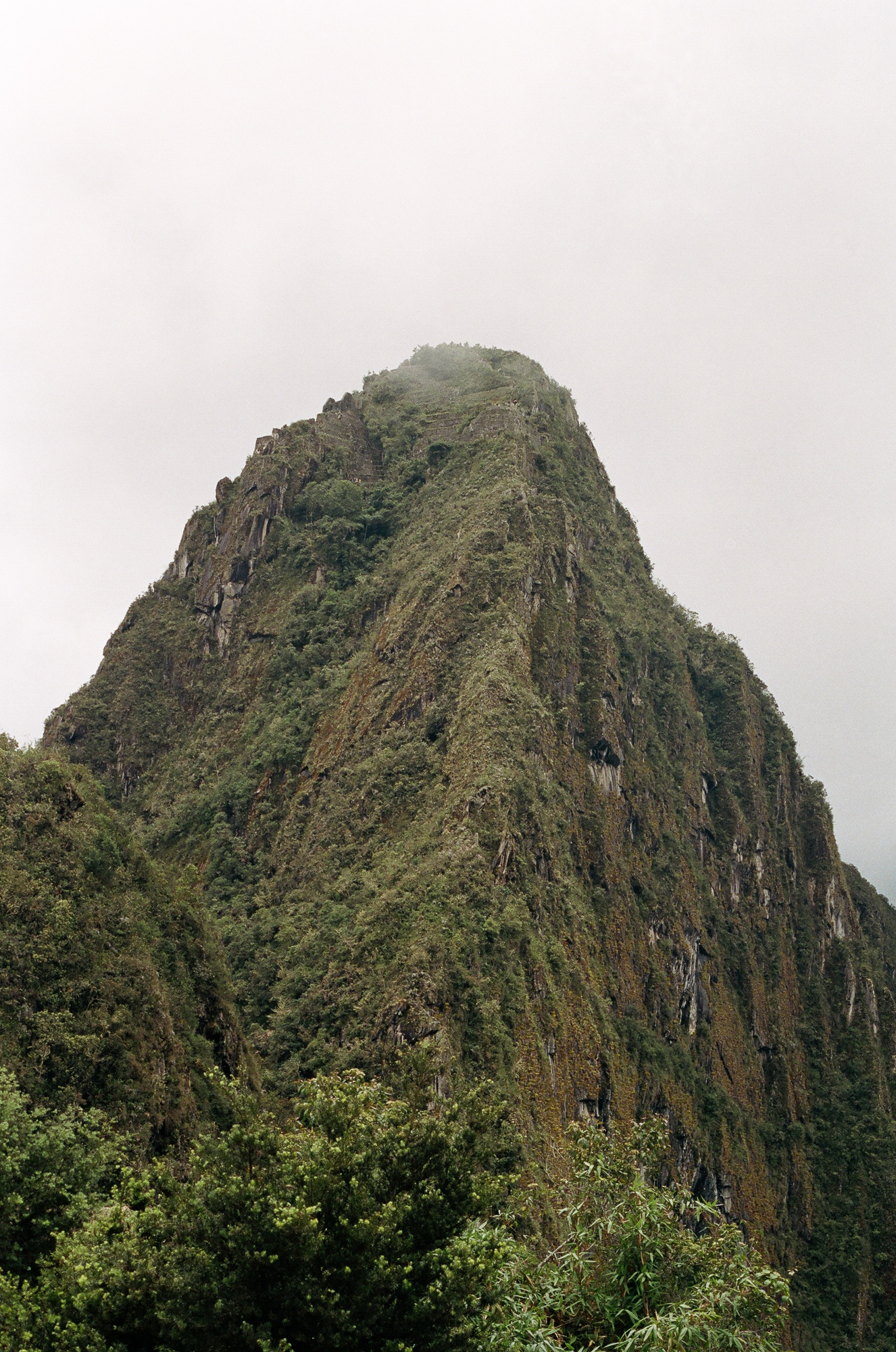 Huayna Picchu  March 2018