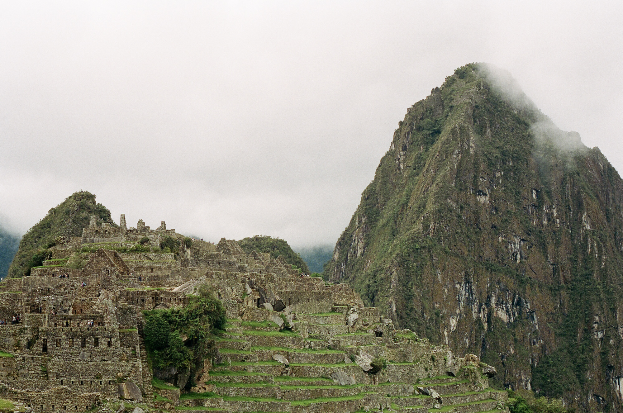 Machu Picchu  March 2018