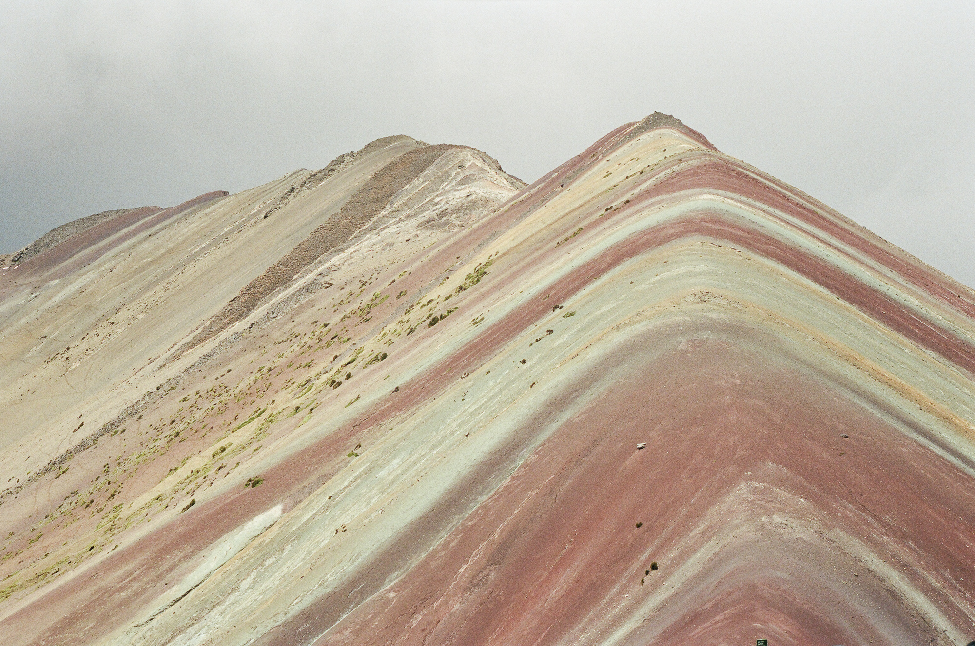 Rainbow Mountain, Peru  March 2018