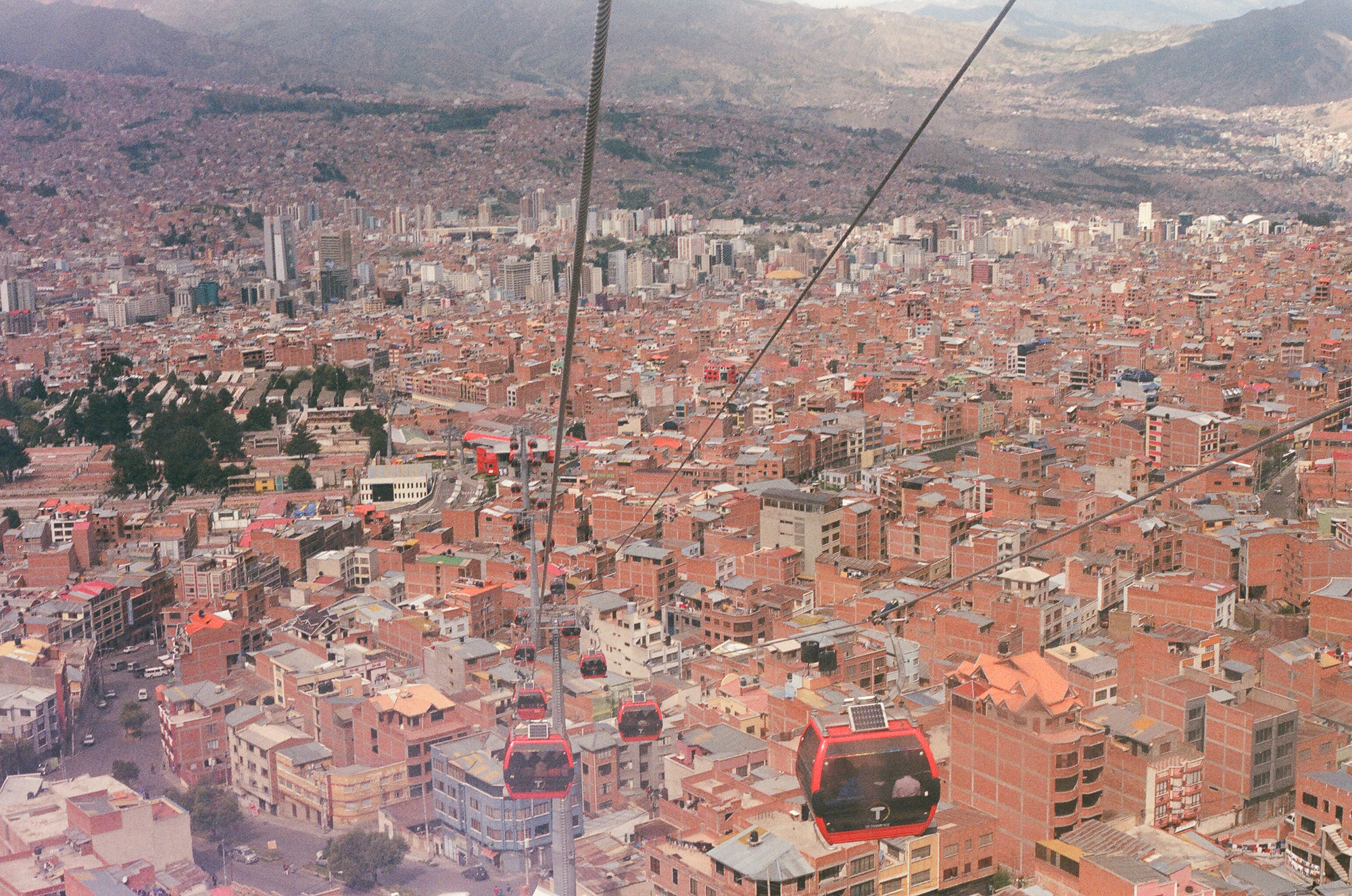 La Paz, Bolivia  March 2018