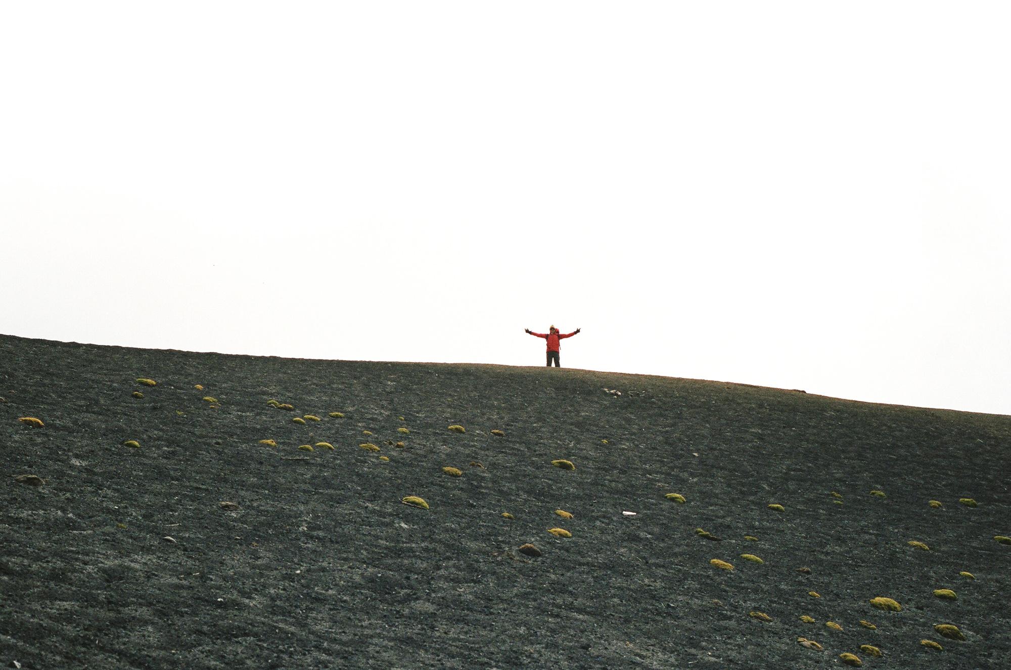 Volcán Acatenango, Guatemala  February 2018