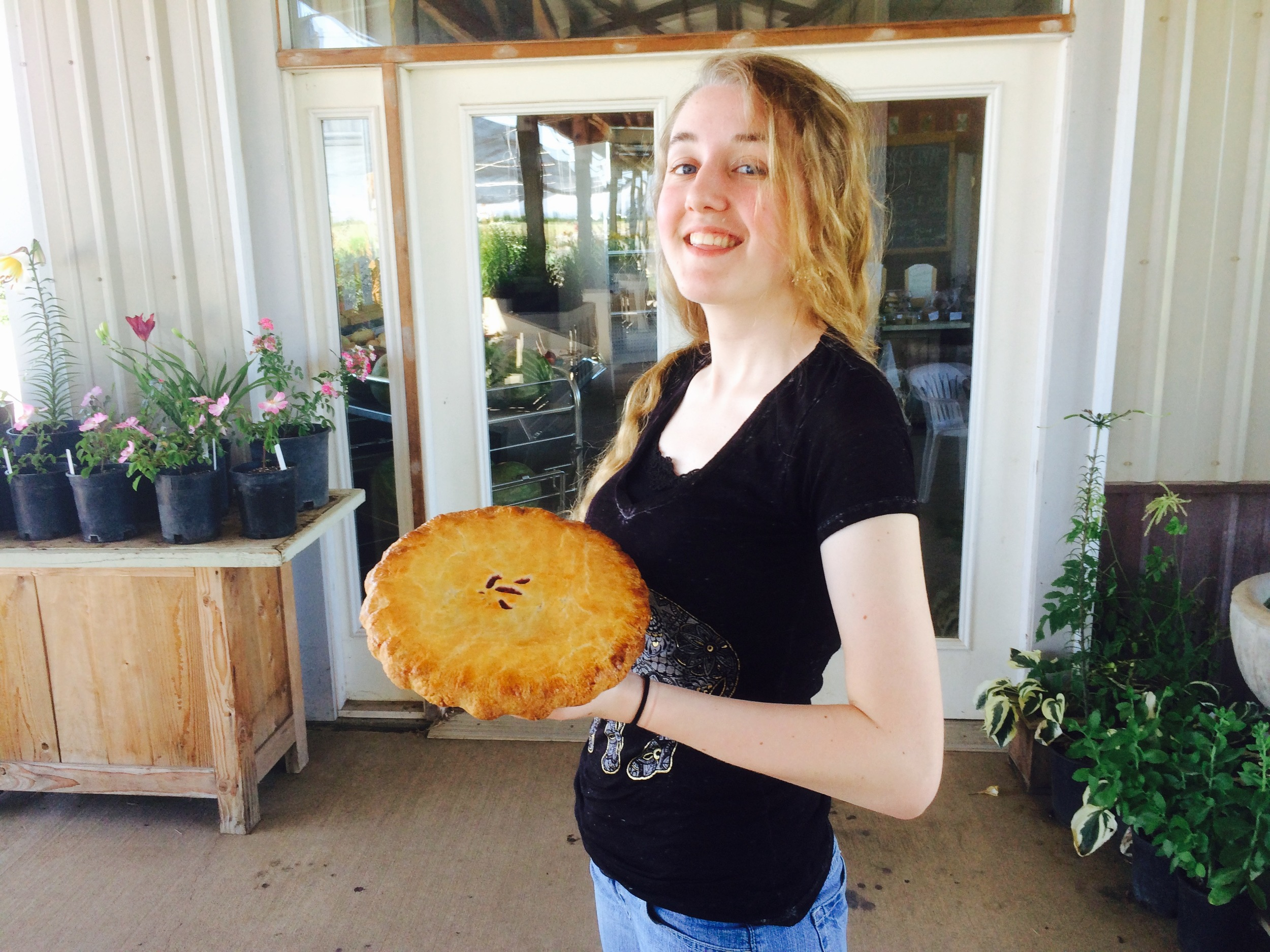 Grab a pie in time for the 4th of July!