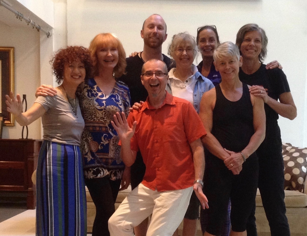LEVEL 1  -  MICHAEL D'ALTONS 'BIO-INSPIRED'   AN INTRODUCTION WORKSHOP IN BIO ENERGY HEALING HAMPTONS CLASS