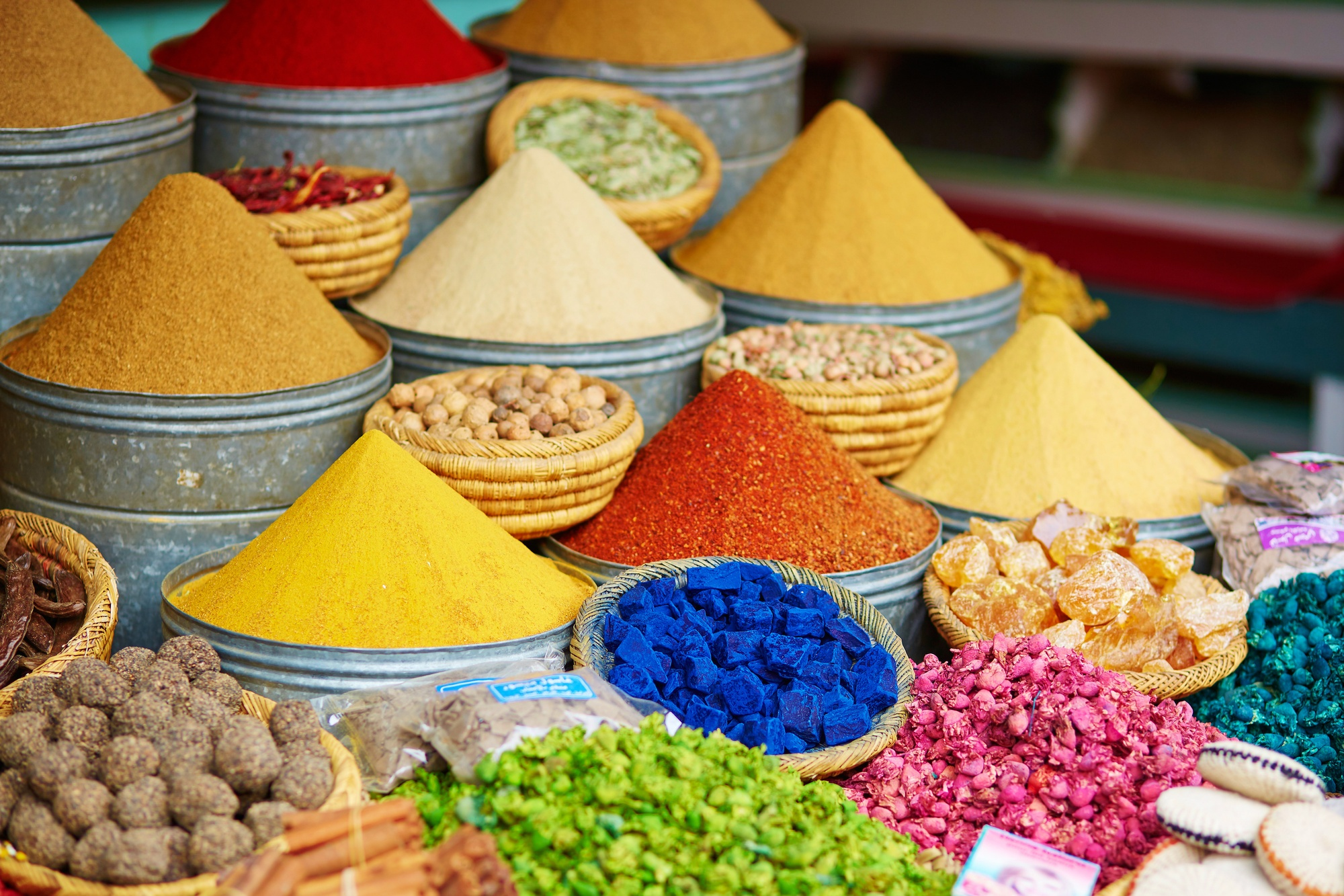 Moroccan Ingredients