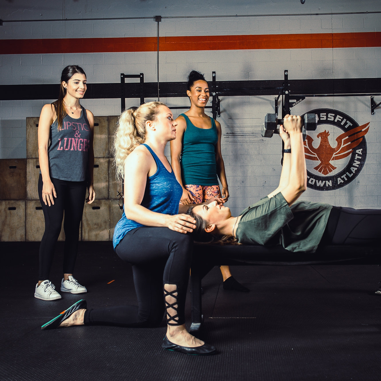 In-Person Coaching & Training - With In-Person Personal Training and Wellness Coaching, you can meet in your home or one of the many great gyms in the Atlanta Metro area that we have relationships with.
