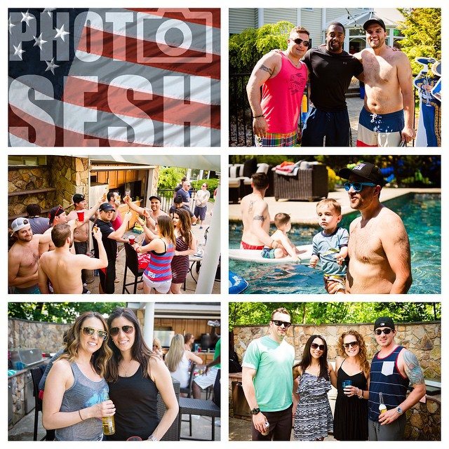 Another casual event: Memories captured cost $30/hr:  Memorial Day Party 2015 @ The Seshadris  https://flickr.com/photos/130977437@N08/sets/72157653577330665