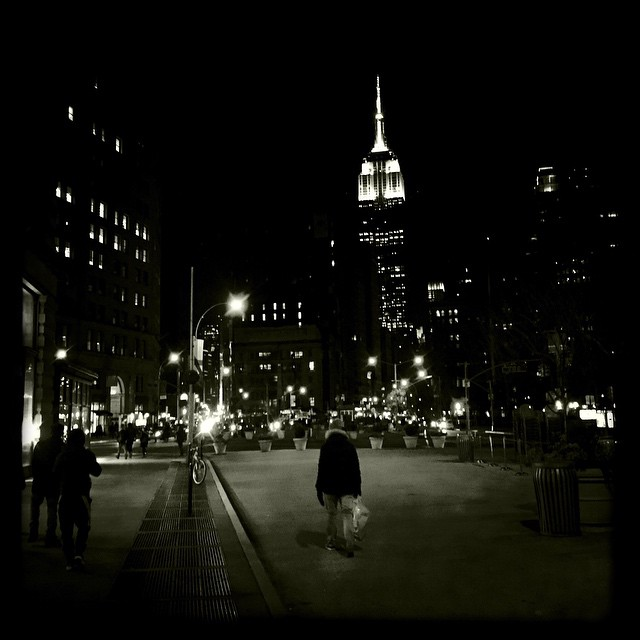 iphoneographynyc :   Empire Nights