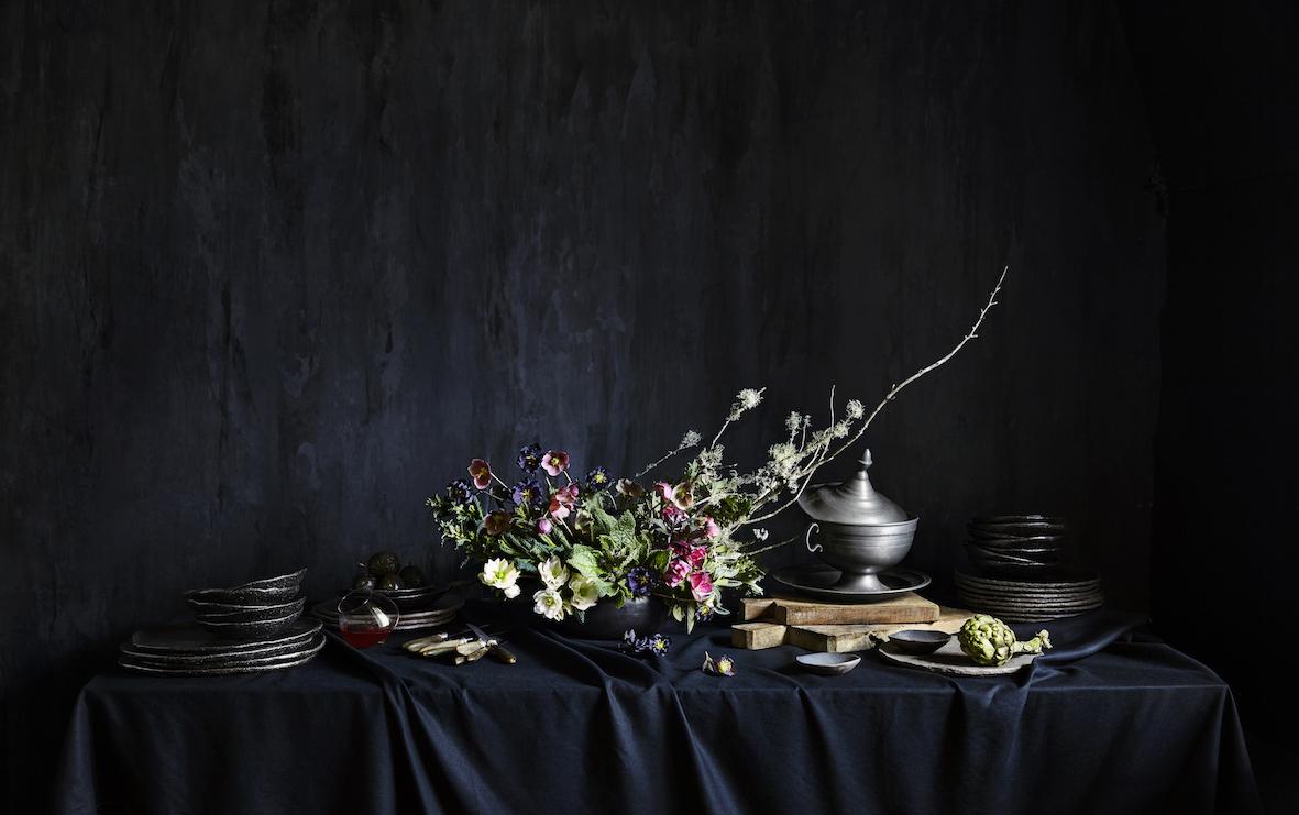 Styling + Art Direction TAMARA MAYNES  Photography CAITLIN MILLS