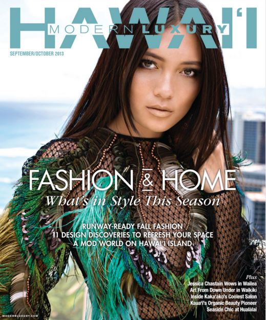 Modern Luxury Hawaii / September 2013