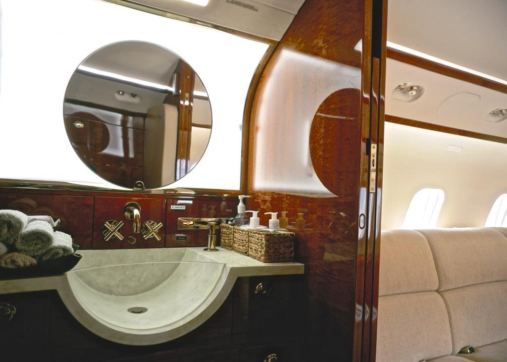 2007 Challenger 300 Sink