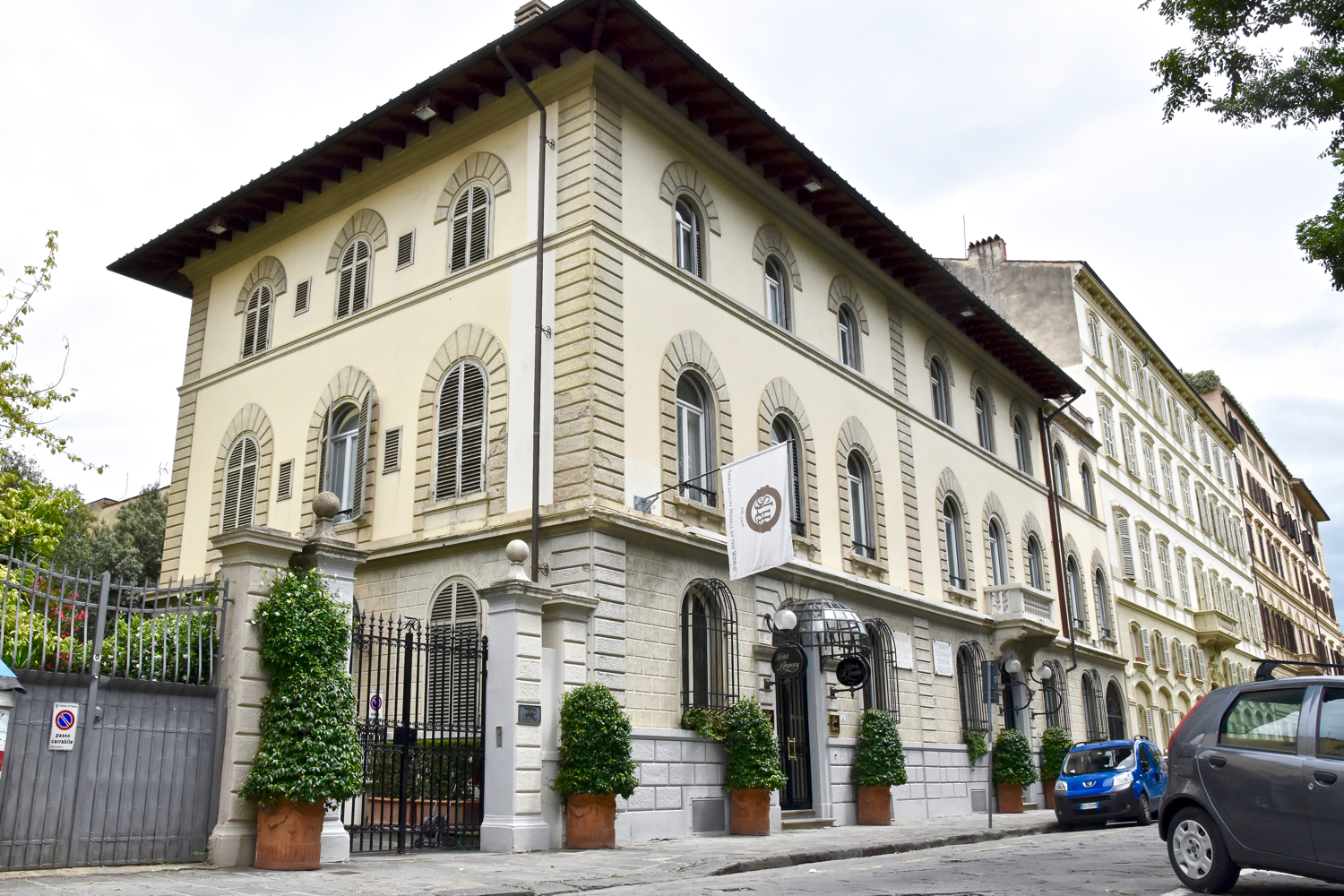 Hotel Regency Florence An Elegant And Intimate Palazzo In The Heart Of Florence Gastrology