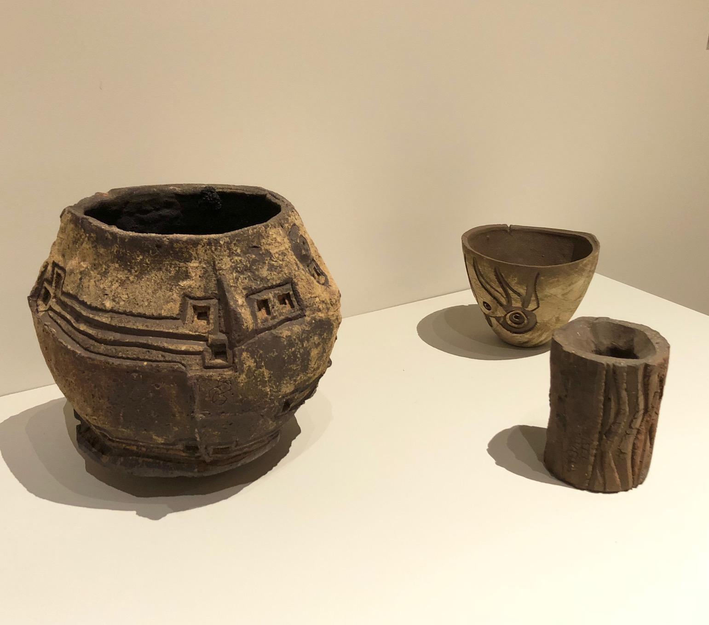 Soleri Clay Pots