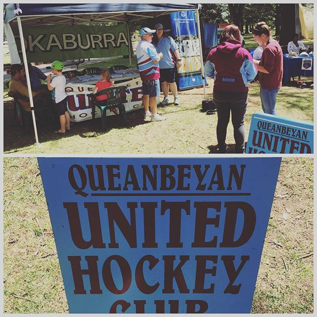QBN Sports expo! Come on down and say Hi! 🏑 #qbnunited #qbn #2620 #hockey
