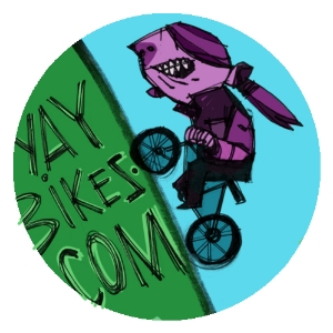 September's button, courtesy artist Thom Glick