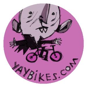 November's button, courtesy artist Thom Glick