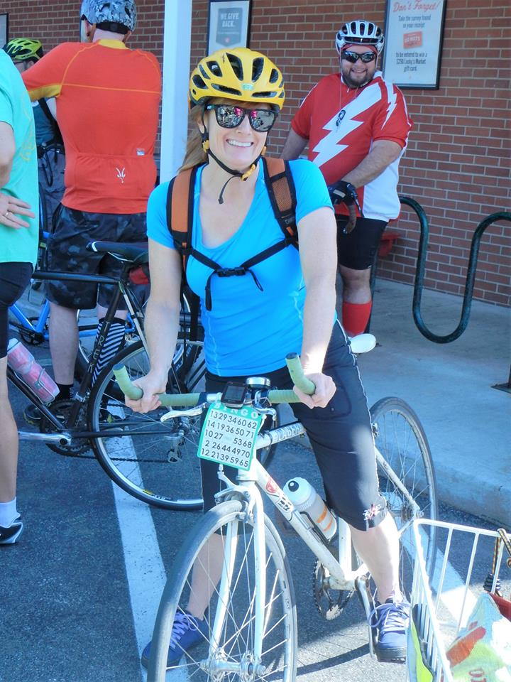 Heidi Coulter, Yay Bikes! Director of Community Outreach