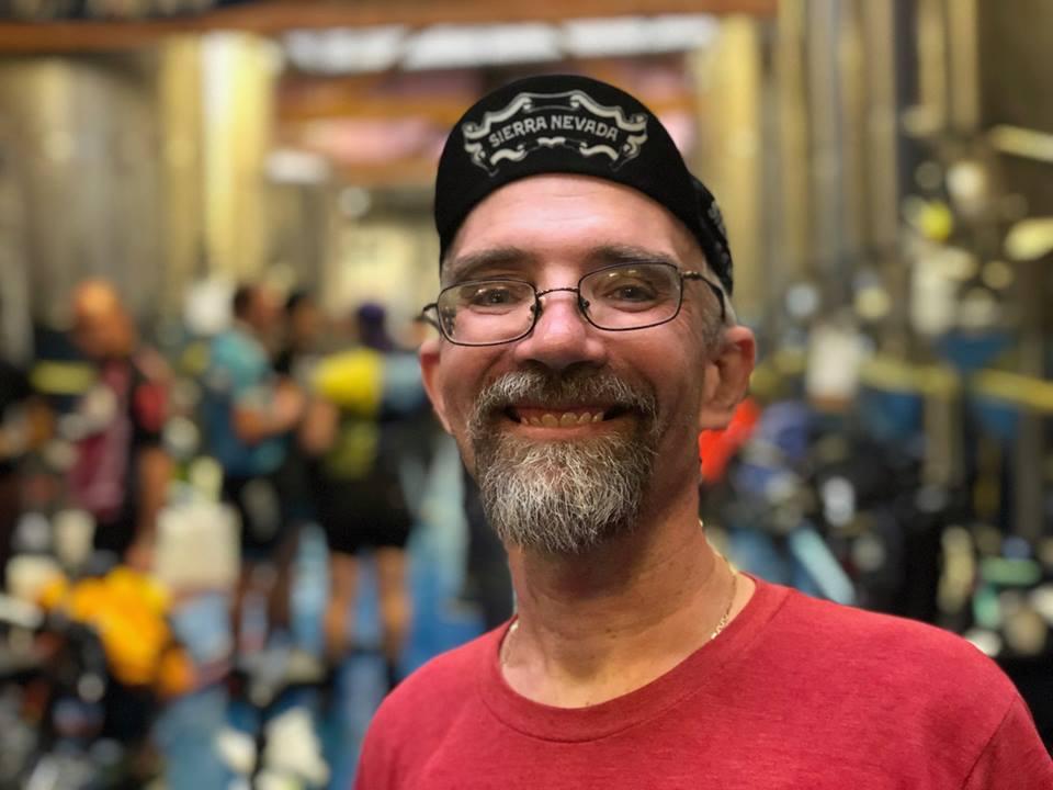 The man, the myth, the legend: Nik Olah. Photo: Ray George