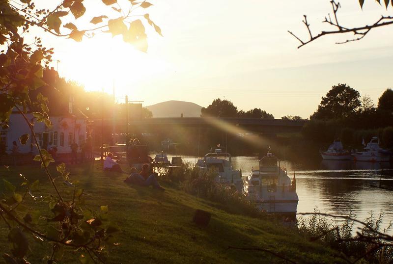 Riverside, Upton-on-Severn, Worcs