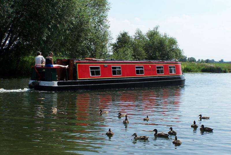River Avon, Twyning, Glos.
