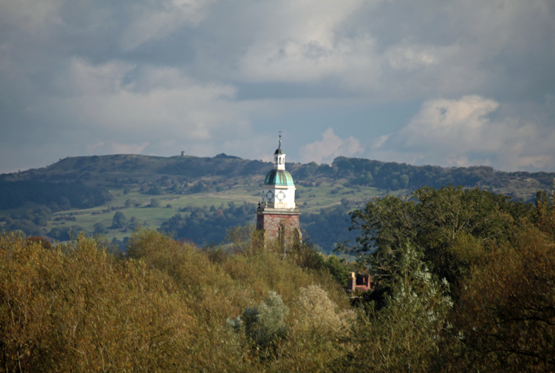 The Pepperpot Tower at Upton-on-Severn, Worcs.