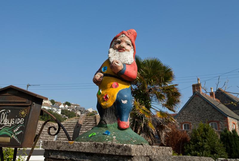 Gnome, Fowey, Cornwall