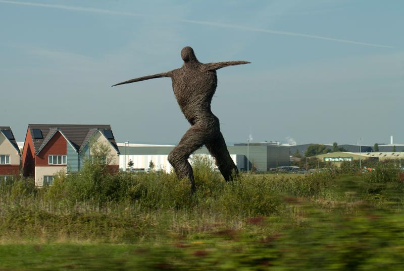 Willow Man, Bridgewater, Somerset
