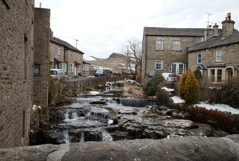 Old Hawes, Yorkshire