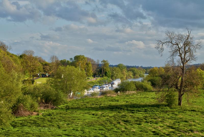 River Avon, Worcestershire