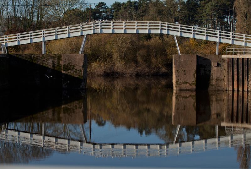 Disused Bridge, Worcester