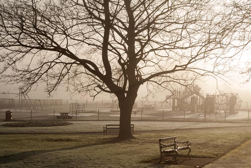 Victoria Park, Malvern Worcs