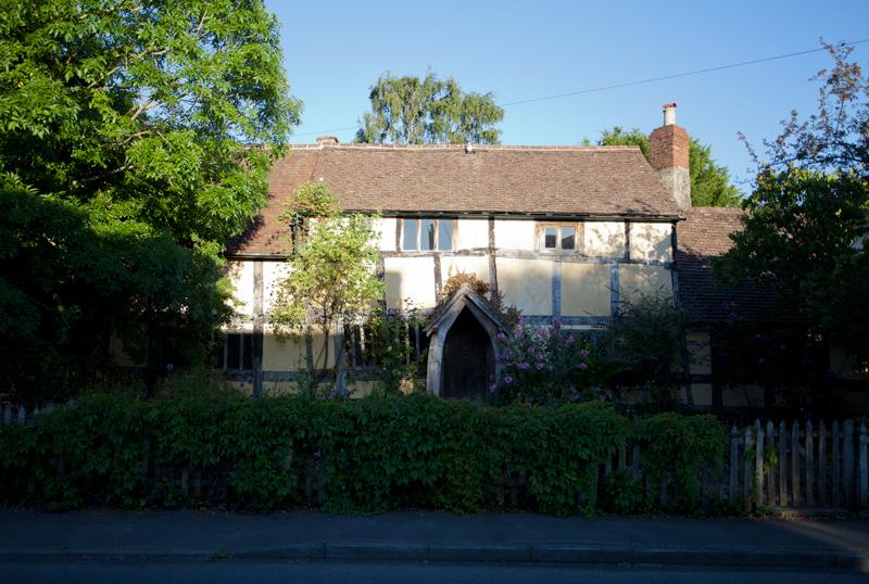 Old cottage, Eardisland, Herefordshire