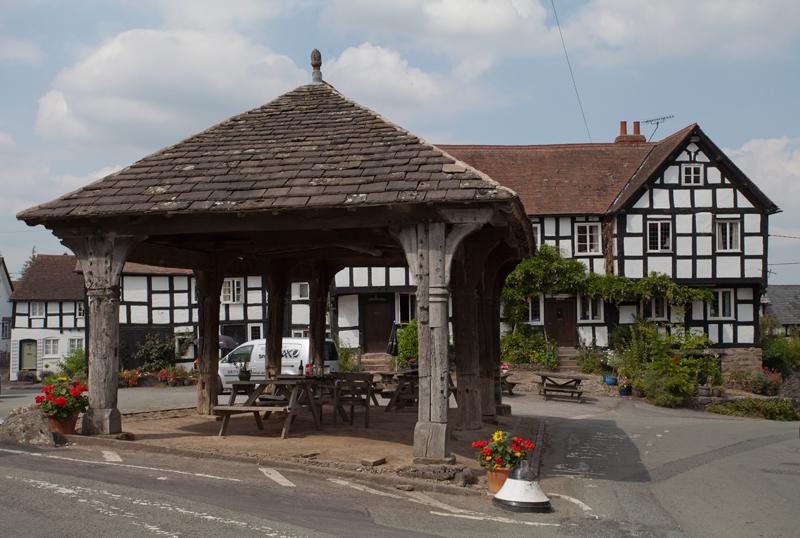 Old Market Hall, Pembridge, Herefordshire