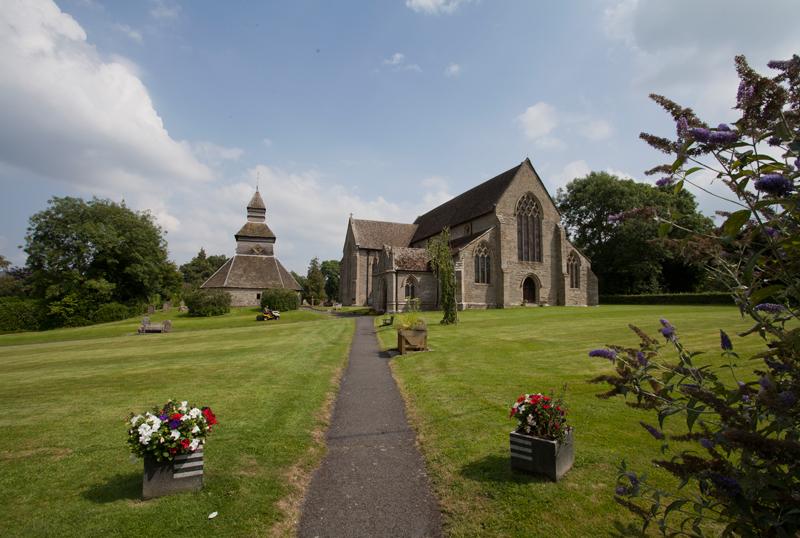 St Mary's Church, Pembridge, Herefordshire