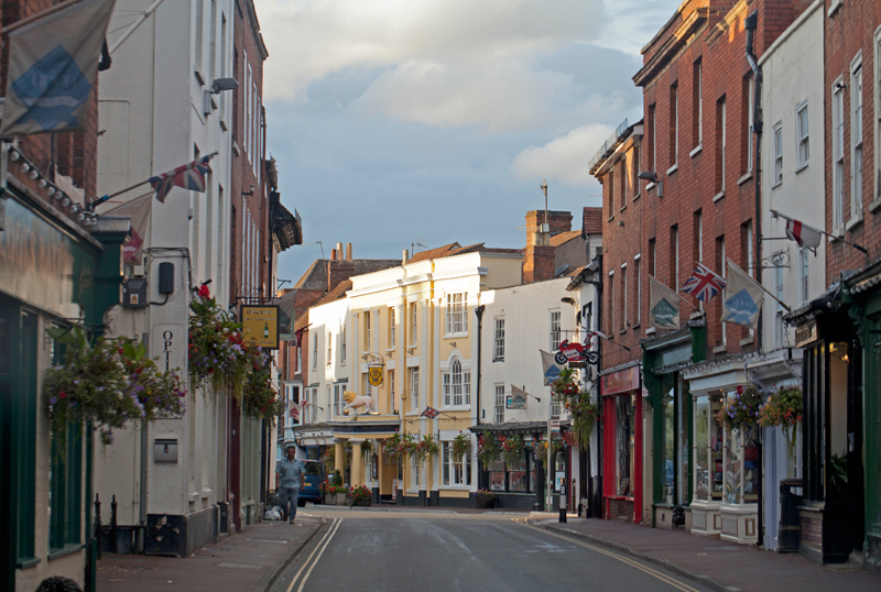 New Street, Upton-on-Severn, Worc