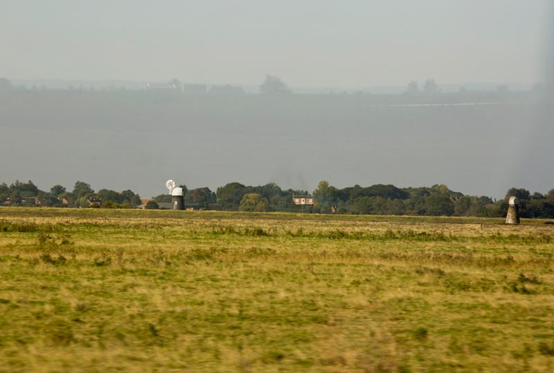 Wind pumps, Norfolk