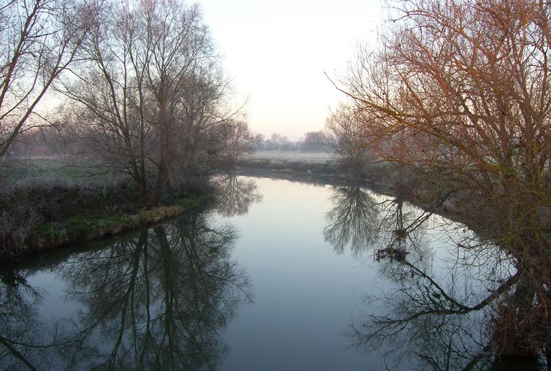 River Avon, Pershore, Worcs.