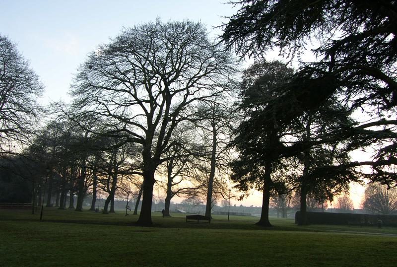 Abbey Park, Pershore, Worcs.