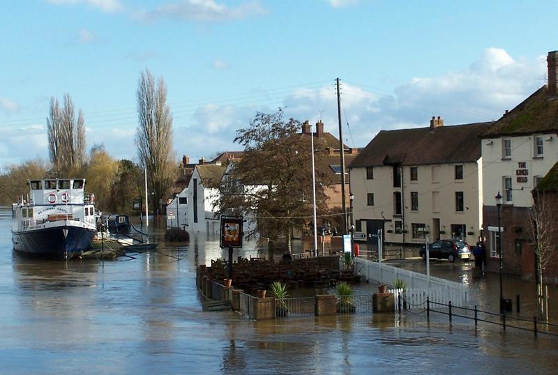 Upton-on-Severn, Worcs.