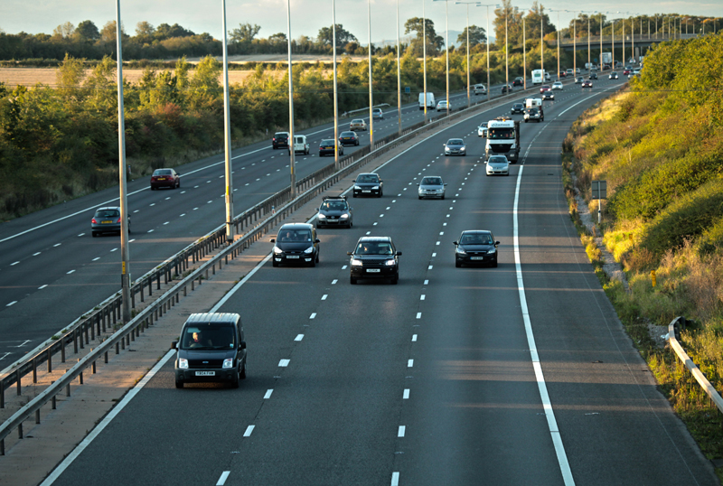 M5 Motorway, Worcs.