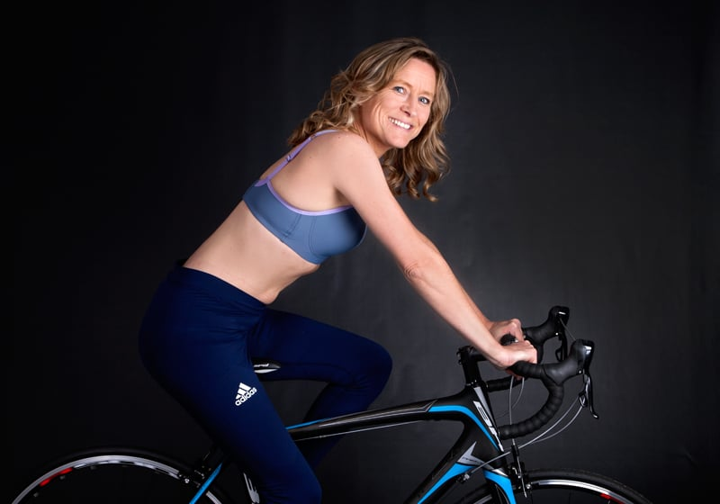Malvern Cycles promoting Sports Underwear