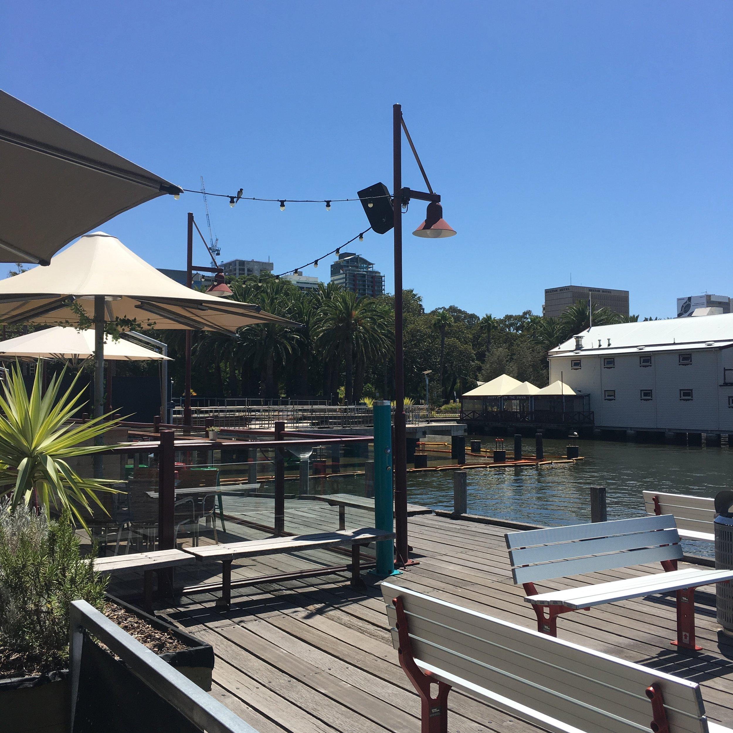 Perth CBD (central business district)