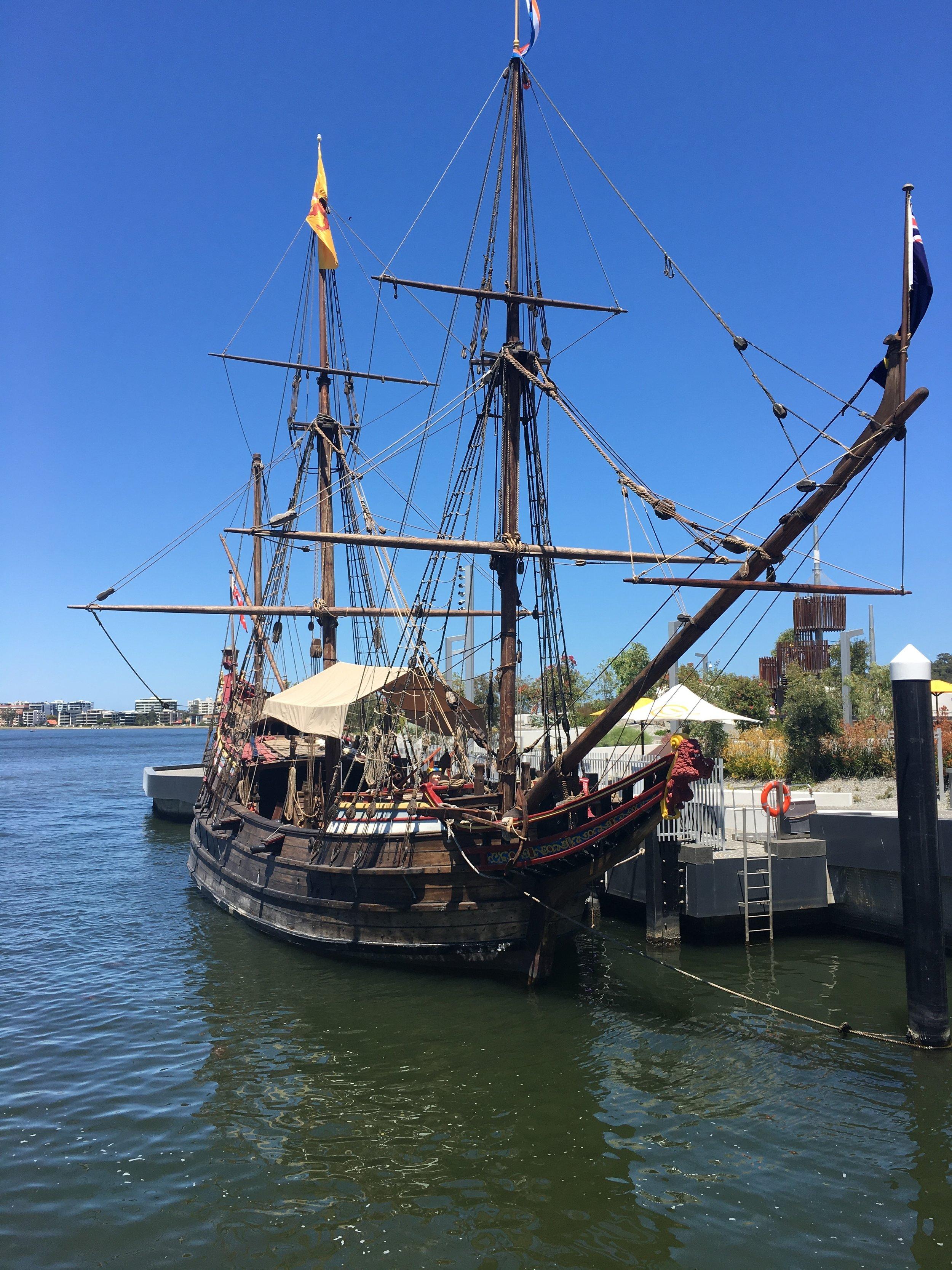 Old style Ship, Perth CBD