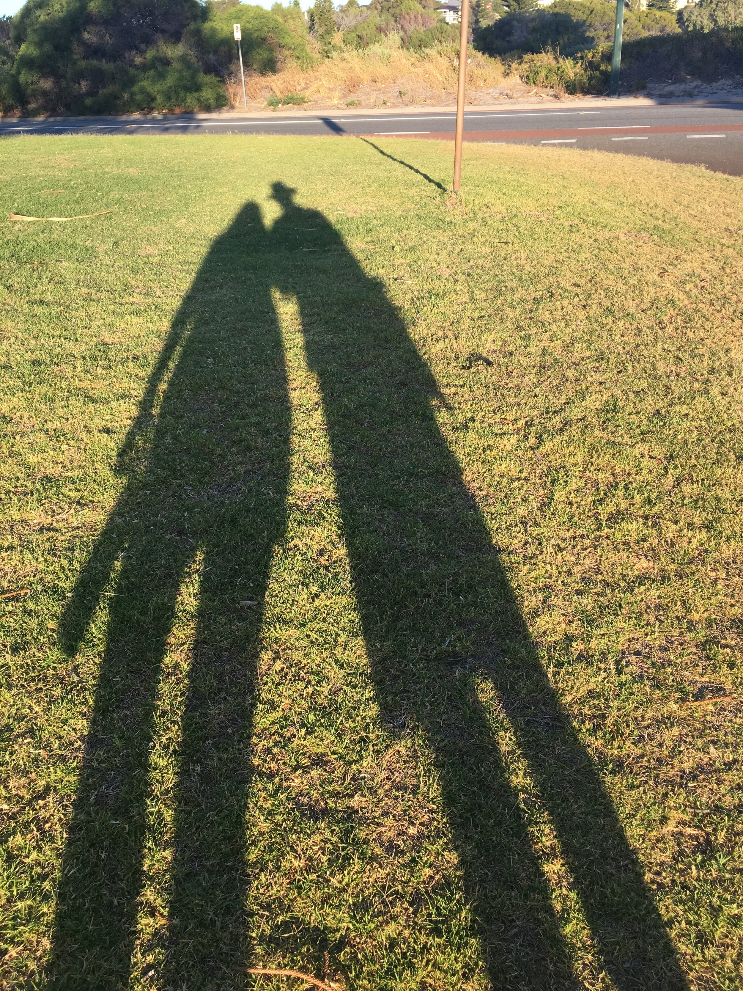 me & Freddy Krueger!