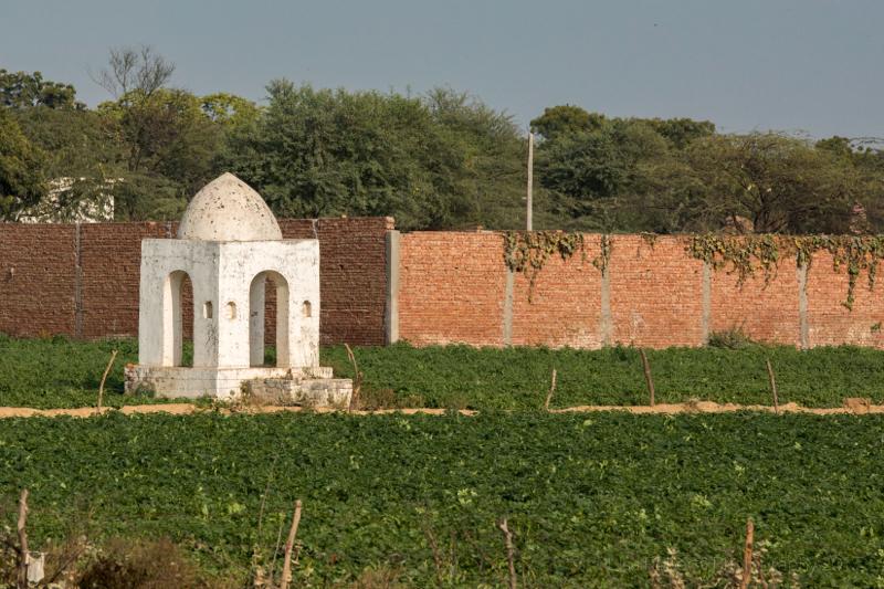 Tint Temple, Khandauli,Mat, Uttar Pradesh, India