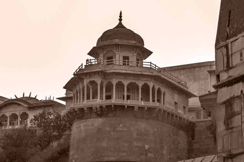 Red Mosque, Agra, Uttar Pradesh, India