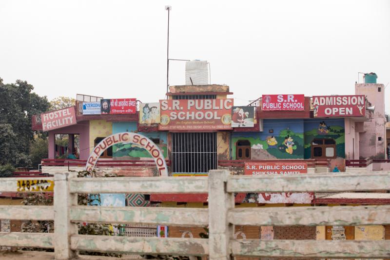 School, Mathura, Uttar Pradesh, India