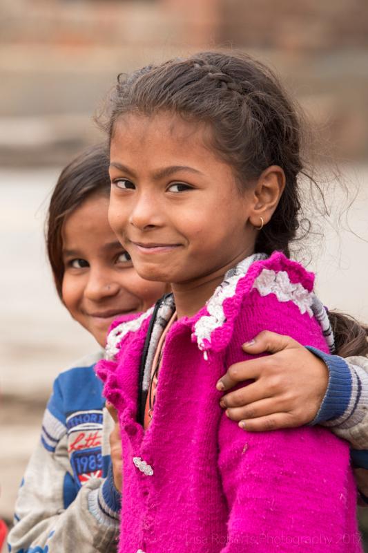 Girl friends, Mathura, Uttar Pradesh, India