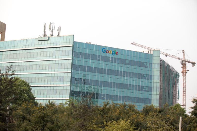 Google headquarters, Gargaon, Haryana, India